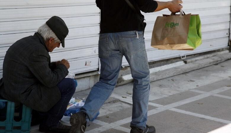 Δύο στους τρεις Έλληνες δεν έχουν ούτε 1.000 ευρώ στην άκρη