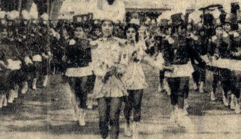 Η Παρέλαση που αναστάτωσε τους Τρικαλινούς
