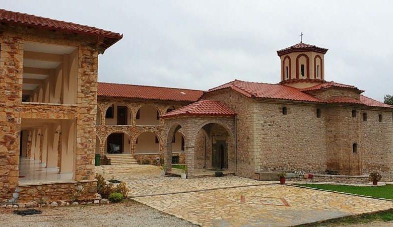 Ιερά Μονή Αγίου Νικολάου Σιαμάδων