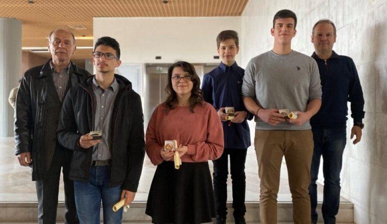 Διακρίσεις Τρικαλινών μαθητών στην Εθνική Μαθηματική Ολυμπιάδα Αρχιμήδης