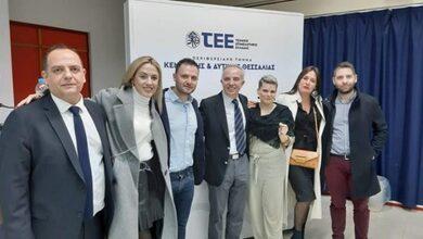 Photo of Τρικαλινοί μηχανικοί γιόρτασαν τα 70 χρόνια δραστηριότητας του ΤΕΕ στην Θεσσαλία