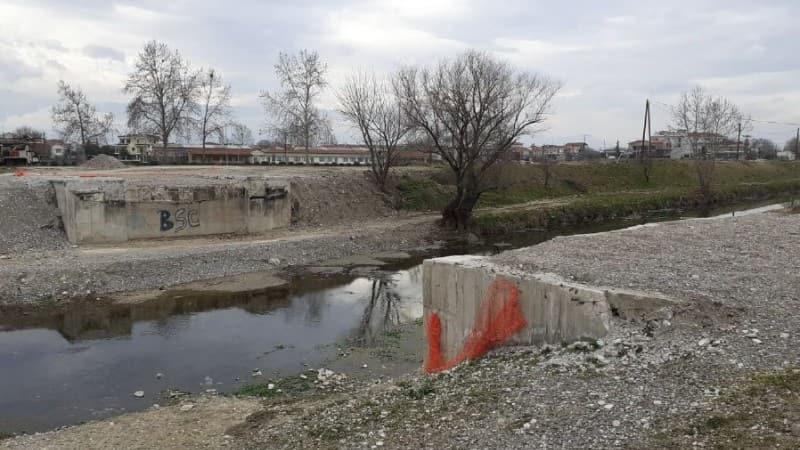 """Καθάρισε η περιοχή γύρω από την """"Γέφυρα Καλατράβα"""""""
