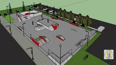 Photo of Σύγχρονο «τριπλό» skate park για τη νεολαία στα Τρίκαλα