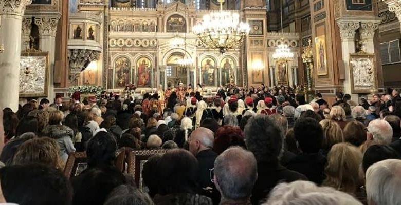 Photo of Αναστέλλονται όλες οι θρησκευτικές λειτουργίες