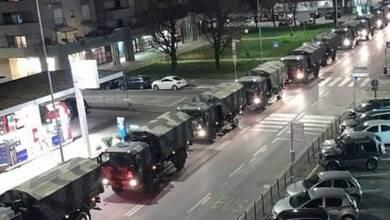 Photo of Κορονοϊος- Ιταλία: Φορτηγά του στρατού μετακινούν τις σορούς!!! | ΒΙΝΤΕΟ