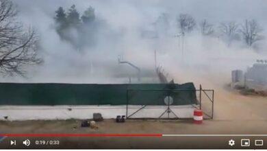 Photo of Νέα επεισόδια στα Σύνορα – Έπεσαν χημικά από Τούρκους | ΒΙΝΤΕΟ