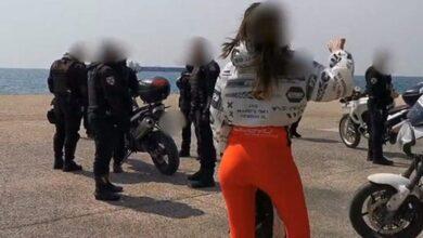 Photo of Βρισιές και… συνωμοσιολογία κατά αστυνομικών στη Θεσσαλονίκη: «Είστε κότες!»   ΒΙΝΤΕΟ