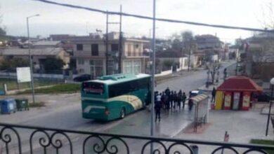Photo of Πρόσφυγες στο Κουτσόχερο συνωστίζονται για να ανέβουν στο λεωφορείο! | ΦΩΤΟ