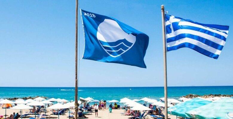18 παραλίες στη Θεσσαλία με γαλάζια σημαία